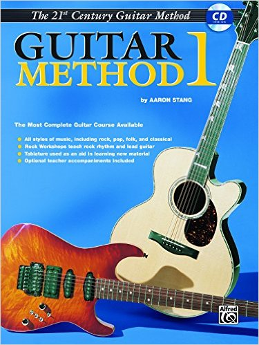 Guitar Method I 2nd Edition book by Aaron Stang